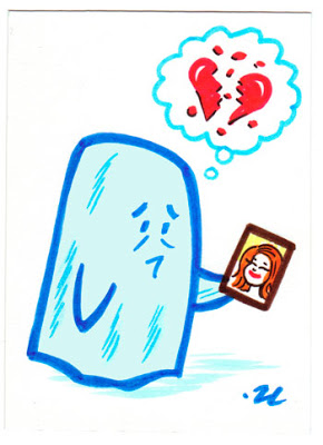 single ghosts dating Ghosting, caspering and six new dating terms you've never heard of.